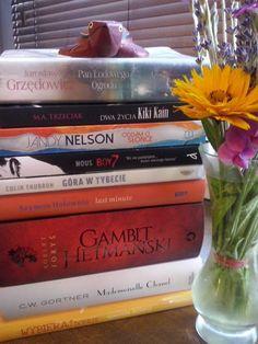 Mini o książkach: Czerwcowy Stosik / June Book Haul 2016