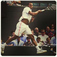 Murray adelante 6/36/41/3 Vs Tsonga #Wimbledon @jugamostenis