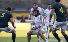 Gli Springboks non hanno pietà, minimo sforzo e 22-6 contro l'Italia #rugby #testmatch #italia