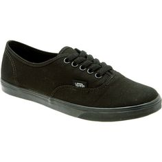 Vans Authentic Lo Pro Shoe ($31) ❤ liked on Polyvore