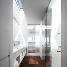 Fire Island House – Richard Meier & Partners Architects