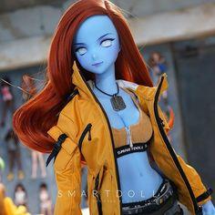 White Eyes, Smart Doll, Anime Figures, Bjd Dolls, Looks Great, Instagram, Princess Zelda, Wonder Woman, Kawaii