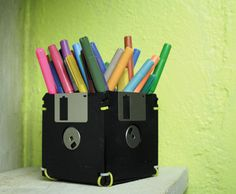 15 DIY Ideas: Make Your Own Pencil Holders | Just Imagine – Daily Dose of Creativity