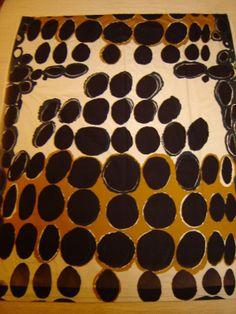 Tampella Finland, Marjatta Metsovaara Century Textiles, Glass Ceramic, Vintage Textiles, Abstract Pattern, Finland, Print Design, Retro Vintage, Cotton Fabric, Tapestry