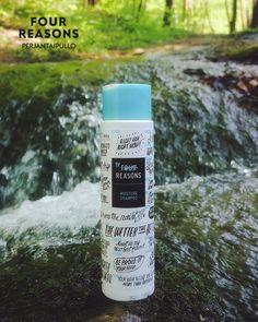 Tehokkaasti hiuksia hellivä, mutta koostumukseltaan kevyt Moisture Shampoo sopii kaikille hiuksille päivittäiseen käyttöön. Shampoo sisältää hiuksia ja hiuspohjaa rauhoittavaa ja kosteuttavaa Aloe veraa sekä keratiinia, joka suojaa ja vahvistaa. #fourreasons #moistureshampoo #kosteuttavashampoo #shampoo Moisturizing Shampoo, Hair Type, Aloe Vera, Drink Bottles, Cleanse, Moisturizer, Conditioner, Drinks, Instagram