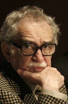 Gabriel Garcia Marquez..One of the greatest writers of all times.