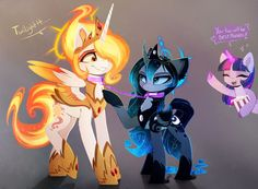 super mega best friends by MagnaLuna.deviantart.com on @DeviantArt