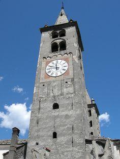 #Aosta, Cattedrale