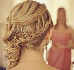 Асимметричная причёска