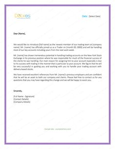 How To Write A Letter Of Introduction For Landing Content