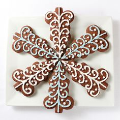 Chocolate Tree Decorated Cookie | Craftwell Canada Square Inc, Chocolate Tree, Tree Decorations, Cookie Decorating, Christmas Cookies, Xmas, Gift Sets, My Favorite Things, Holiday