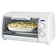 Toaster Oven - Black, Easy Clean, etc.