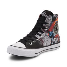 5aa111a165d8 Converse Chuck Taylor All Star Hi Harley Quinn Sneaker Converse Store