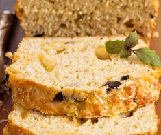 #Cake aux #olives et au #fromage