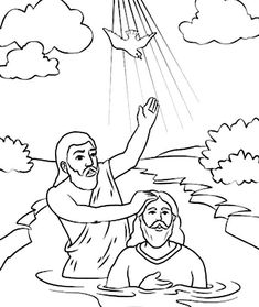 John the Baptist Coloring Page Inspirational John the Baptist Coloring Page Vacation Bible School Sunday School Ideas Sunday School Kids, Sunday School Activities, Sunday School Lessons, Sunday School Crafts, Jesus Coloring Pages, Coloring Pages For Kids, Coloring Books, Free Coloring, Kids Coloring