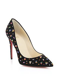 LOUBOUTIN 2017 / Pigalle Crystal