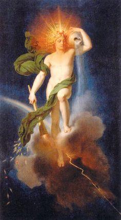 Summer.      Anne-Louis Girodet (French, 1767-1824)