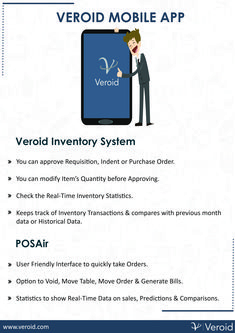 Purchase Order, Keep Track, Mobile App, Mobile Applications