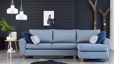 Fabric Lounges – Couch, Sofa, Modular Lounges, Couches | Domayne