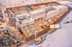 Luxor - Opet Festival_jean claude golvin