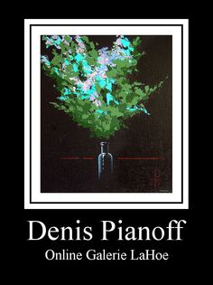 Denis Pianoff Online Galerie, New Art, Movie Posters, Landing Pages, Film Poster, Billboard, Film Posters