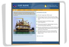 Glory Marine Engineering  This website is about the marine products. #Singapore