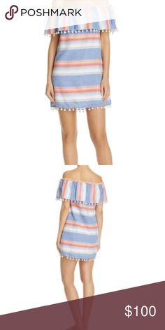 2abc2a9fc637 NWT Saylor Angie Off the Shoulder Mini Dress L NWT Saylor Angie Off the  Shoulder Mini