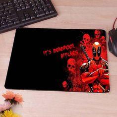 Deadpool Mouse Pad - Superhero Universe
