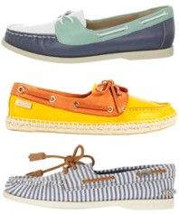 10 comfy #boat #shoe lines for ladies!