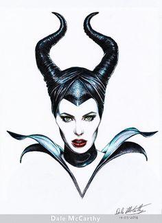 Maleficent - Once Upon a Dream... by dalemc1988.deviantart.com on @deviantART