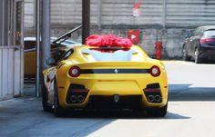 2016 Ferrari F12 Speciale/GTO