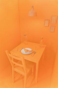The happy orange Orange Pastel, Jaune Orange, Light Orange, Orange Color, Orange Aesthetic, Aesthetic Colors, Orange Tapete, Fred Instagram, Orange Wallpaper