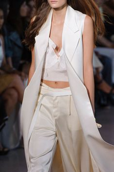 Calvin Klein at New York Spring 2016 (Details)