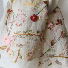 hand-embroidered-sophie-digard-linen-scarf