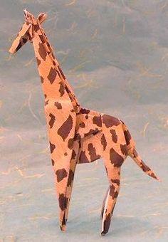 Giraffe by John Mont