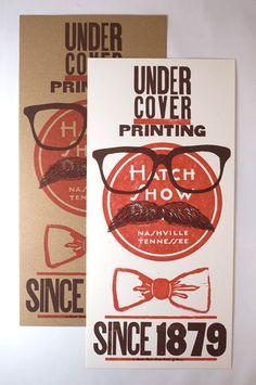 Hatch Show Print on Behance