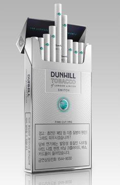 New Dunhill Cigarette Contains Capsule | CigarettesReporter.com - Your cigarettes guide