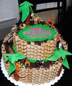 Jungle Cake. I got t
