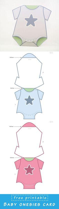 plantilla muy bonita para bebés