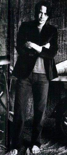 Keanu Reeves - foto publicada por kuntrycoco