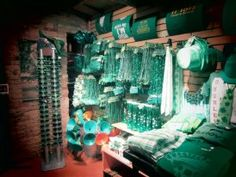 900a8b9196e8 Creation of Archies St.Patty s day section. I assisted in all aspects from  purchasing