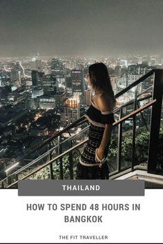 Weekend in Bangkok   48 Hours in Bangkok   What to do in Bangkok   What to see in Bangkok   Things to do in Bangkok   Bangkok Guide   Travel Guide Bangkok   Bangkok Thailand   #thailand #hugthailand #luxurytravel #bangkok