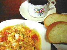 トルコの朝はこの料理から。 メネメン