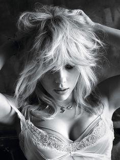 Pracht Foto's Scarlett Johansson In Lingerie