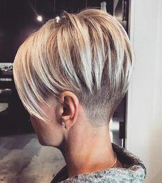 Strahlend aussehen mit diesen attraktiven und frischen blonden Haarschnitten! - Damen Frisuren