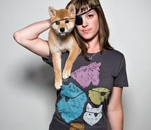 Inspiring picture dog, fox, girl, pirate, shiba inu. Resolution: 480x479. Find the picture to your taste!