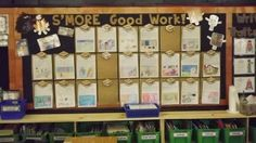 4. … and how cute is this s'mores bulletin board? | Community Post: 21 Fresh…