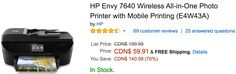 Amazon Canada Deals: Save 70% on HP Wireless All-in-One Photo Printer 73% on Rubbermaid & More Deals http://www.lavahotdeals.com/ca/cheap/amazon-canada-deals-save-70-hp-wireless-photo/166099?utm_source=pinterest&utm_medium=rss&utm_campaign=at_lavahotdeals