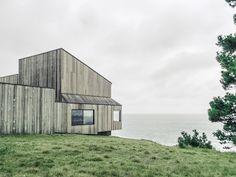 Sea Ranch Community  Masterplan by Lawrence Halprin  100 miles North of San Francisco, USA  photo by Rasmus Hjortshøj