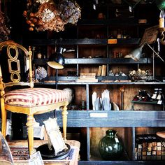 french antiques and brocantes shop in kamakura,Japan